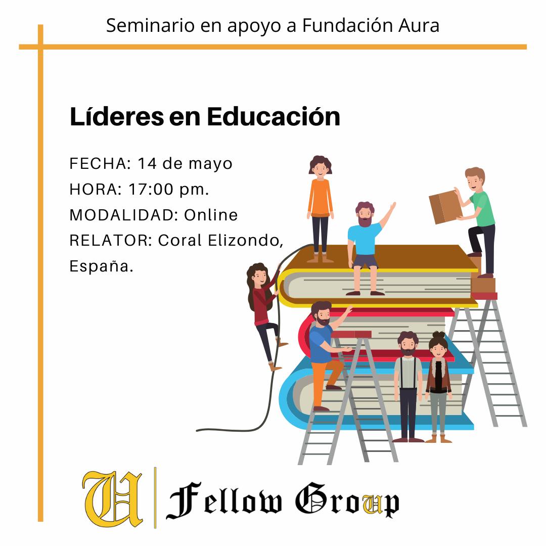 Course Image Seminario: Líderes en Educación