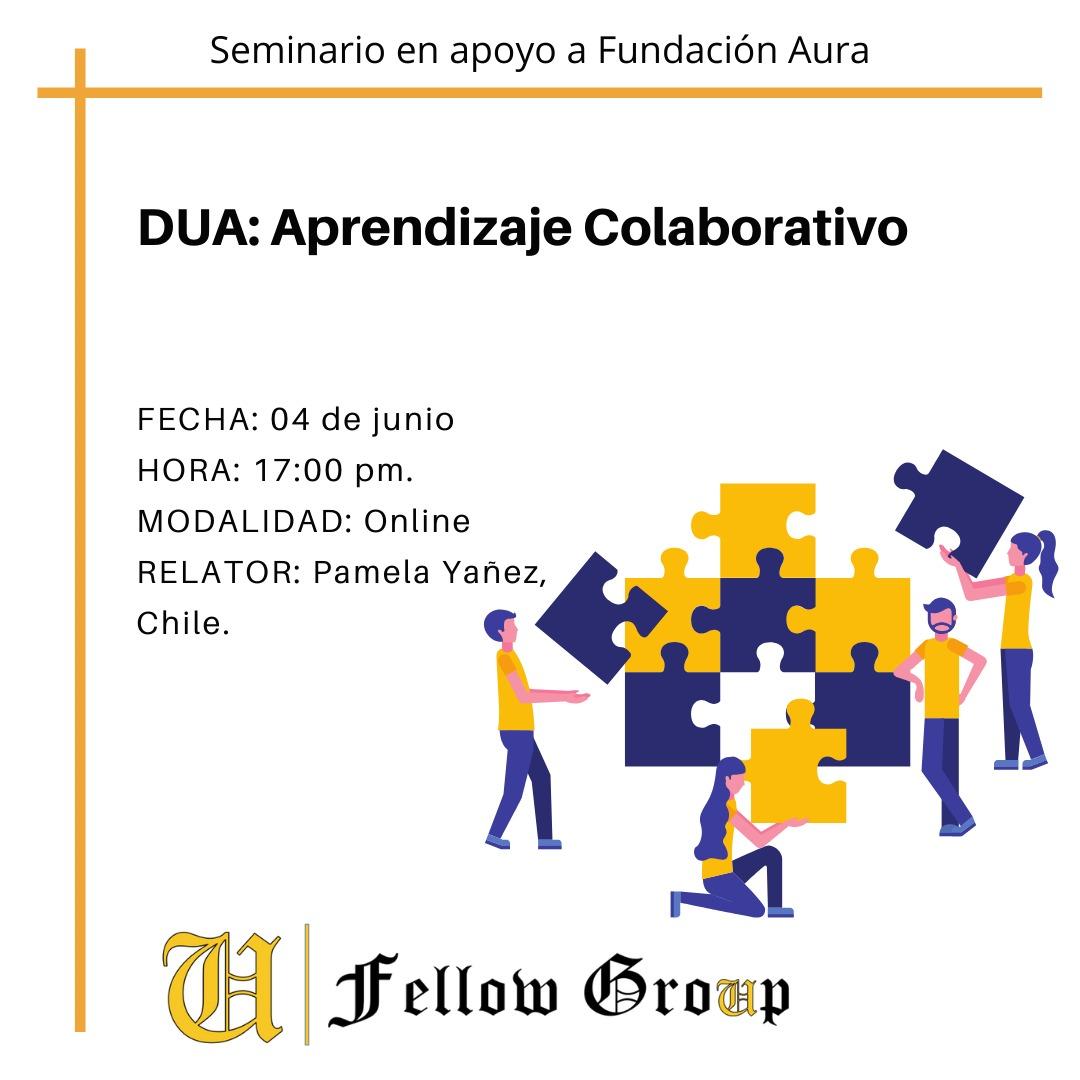 Course Image Seminario: DUA Aprendizaje Colaborativo